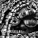 BE YOURSELF! by Thomas Barker-Detwiler