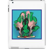 Flamingos iPad Case/Skin