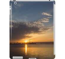 Good Morning, Toronto with a Glorious Sunrise iPad Case/Skin