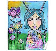 Spring Doll Poster