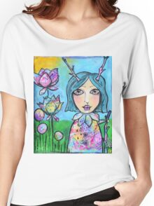 Spring Doll Women's Relaxed Fit T-Shirt