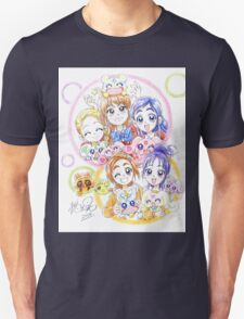Precure Splash Star Unisex T-Shirt