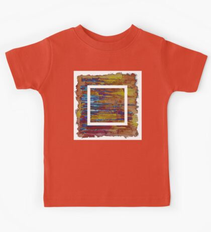 Extraction 2 - oil painting Kids Tee