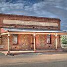 Municipal Chambers, Silverton NSW by Adrian Paul