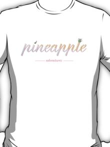 Pineapple Adventures T-Shirt