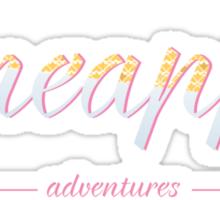 Pineapple Adventures Sticker