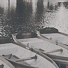 Shakespearean Boats by Indea Vanmerllin
