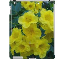 Yellow Elder  iPad Case/Skin