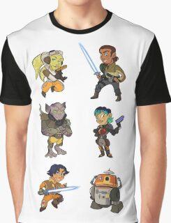 SWR-Crew Graphic T-Shirt