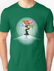 The Four Seasons Bubble Tree - Tee Unisex T-Shirt