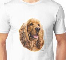 Cocker Spaniel Unisex T-Shirt