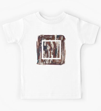 Extraction 15 - oil painting Kids Tee