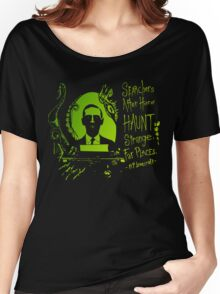 Howard Phillips Lovecraft  Women's Relaxed Fit T-Shirt