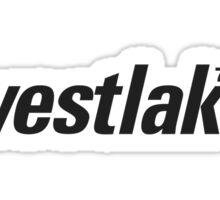 A super Westlake72 T-shirt Sticker