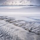 Flakstad Sands by Christopher Cullen