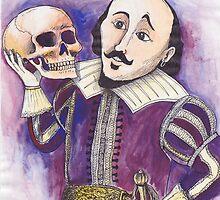 Shakespeare by SkyeWieland