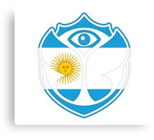 Tomorrowland Argentina logo - Argentinian - argentino Canvas Print