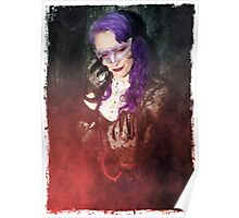 Gothic Red Poster