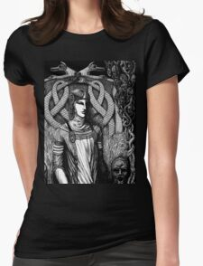 Hel Womens Fitted T-Shirt