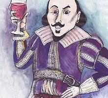 Wining Shakespeare by SkyeWieland