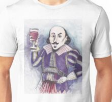 Wining Shakespeare Unisex T-Shirt