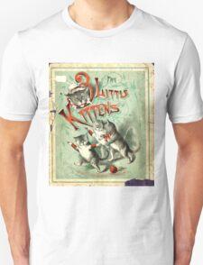 Ancient Three Little Kittens ART Unisex T-Shirt