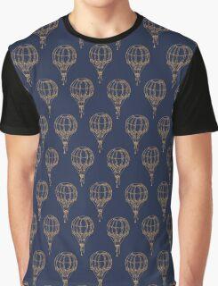 Night Balloons Graphic T-Shirt
