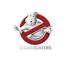 ghostbuster movie Photographic Print