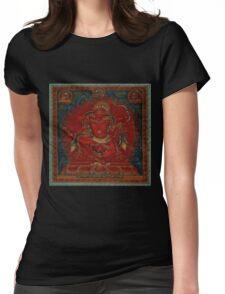 Kurukulla - Tibetan Buddhism Womens Fitted T-Shirt