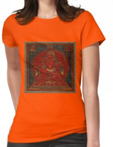 Kurukulla - Tibetan Buddhism Womens Fitted T-Shirt
