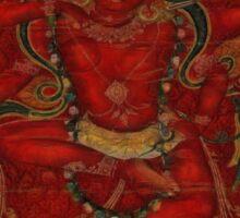 Kurukulla - Tibetan Buddhism Sticker