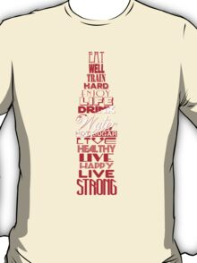 Live Strong T-Shirt