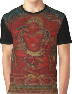 Kurukulla - Tibetan Buddhism Graphic T-Shirt