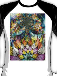 Flower Fractal Life T-Shirt