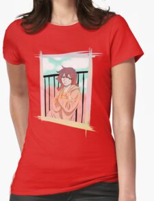 Mei Womens Fitted T-Shirt