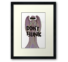 The Angel Framed Print