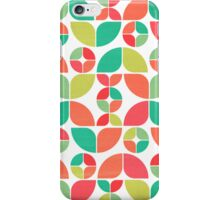 Vintage Summer Pattern iPhone Case/Skin