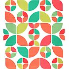 Vintage Summer Pattern by VessDSign