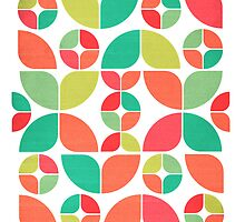 Vintage Summer Pattern by VessDSign