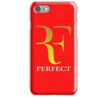 rf, roger federer, roger, federer, tennis, wimbledon, sport, ball, racket, tournament, legend, champion, nadal, grass, us open, perfect, trending, cool. iPhone Case/Skin