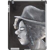 Blacklit iPad Case/Skin