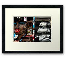 MSA #13 Framed Print
