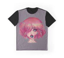 Lollipop girl Graphic T-Shirt