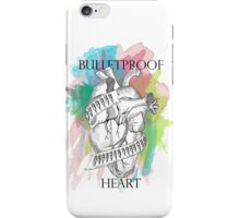 Bulletproof Heart - My Chemical Romance iPhone Case/Skin
