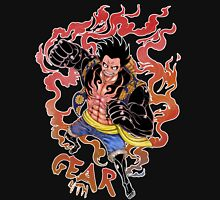One Piece - Luffy Gear 4th Unisex T-Shirt