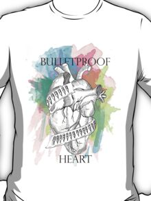 Bulletproof Heart - My Chemical Romance T-Shirt