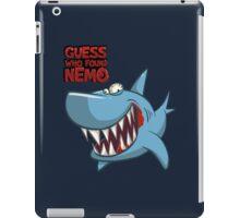 Guess who found Nemo iPad Case/Skin