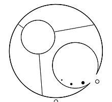 Adam in Circular Gallifreyan by CGRequests