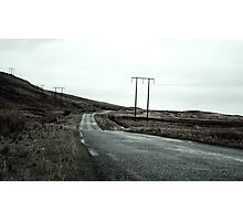 The Road I Roam Photographic Print