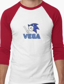 Vega Men's Baseball ¾ T-Shirt